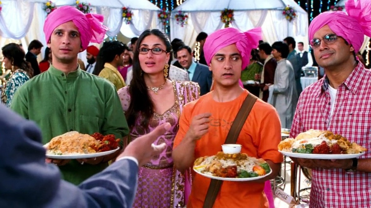 3 Idiots (2003) | Top 20 Best Bollywood Hindi Movies