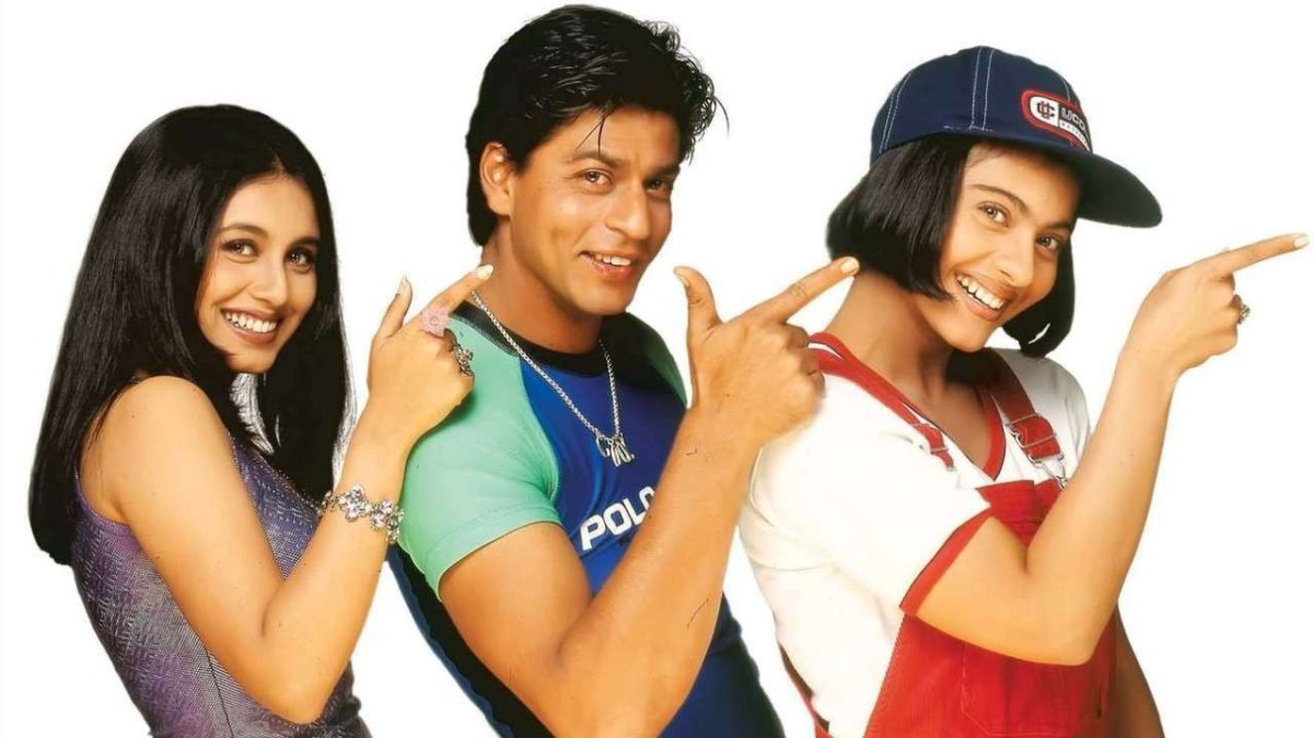 Kuch Kuch Hota Hai (Something... Something Happens) - 1998 | Top 20 Best Bollywood Hindi Movies
