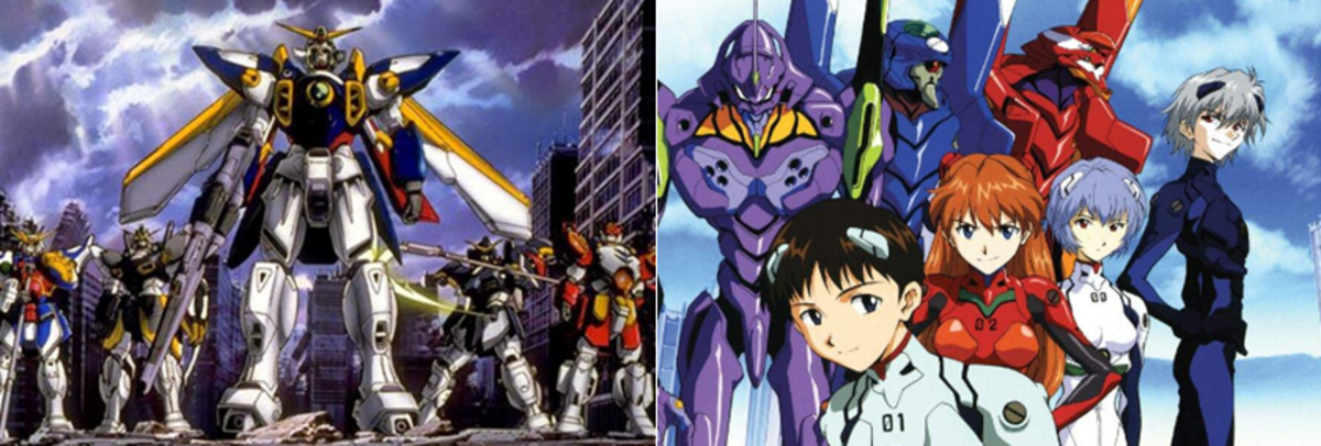 Fans are expecting Gundam X to be like them.