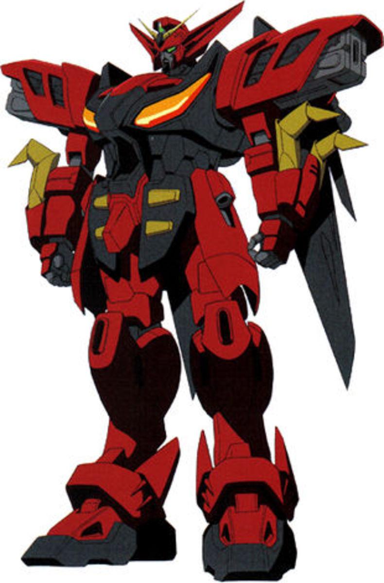 The NRX-0013 Gundam Virsago.