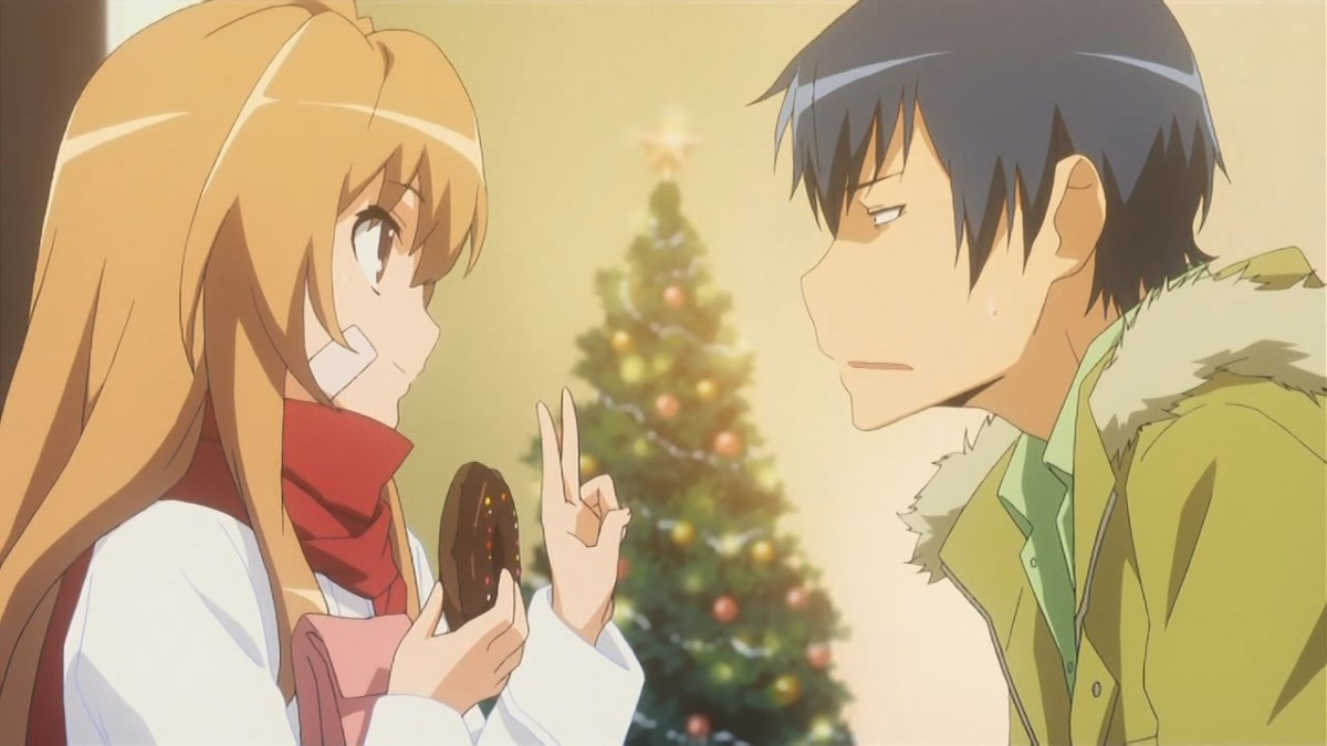 Toradora | Top 10 Best Romantic Comedy Anime Series