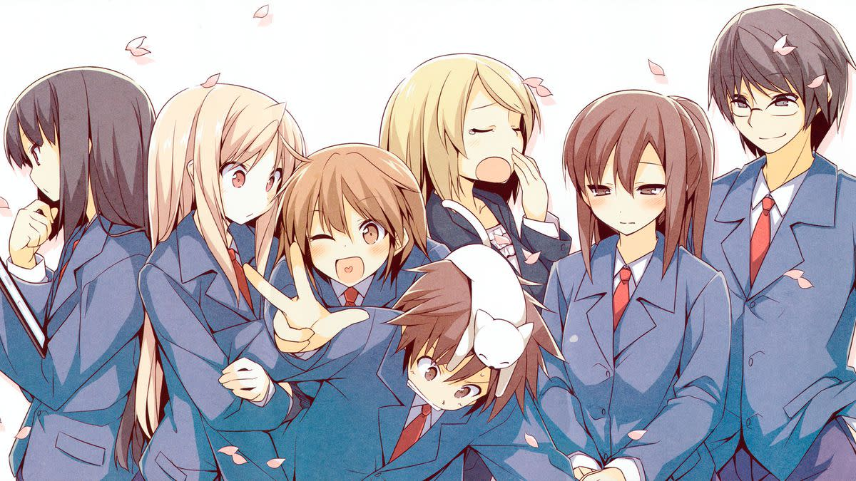 Sakurasou no Pet na Kanojo | Top 10 Best Romantic Comedy Anime Series