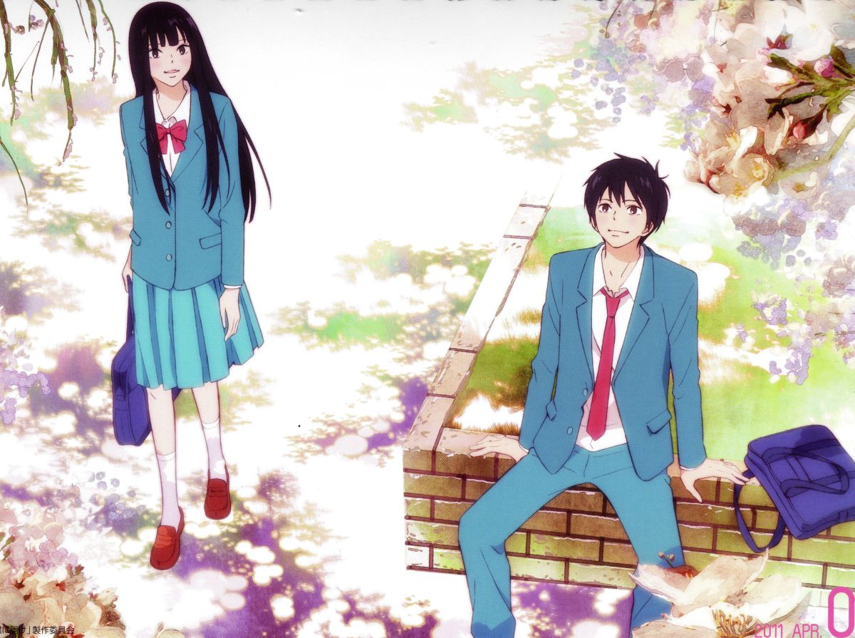 Kimi ni Todoke | Top 10 Best Romantic Comedy Anime Series