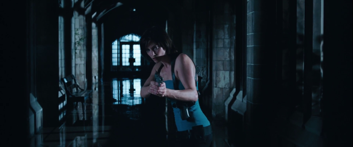 Resident Evil Apocalypse Review Project Alice 2 Bigger