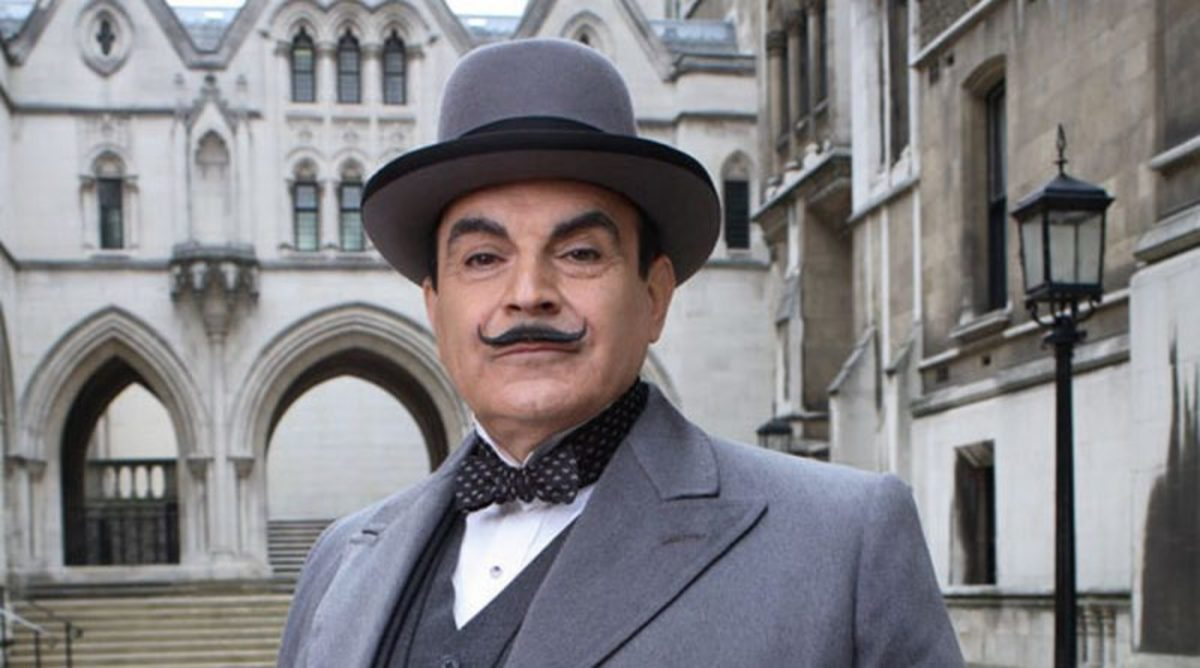 David Suchet as Hercules Poirot