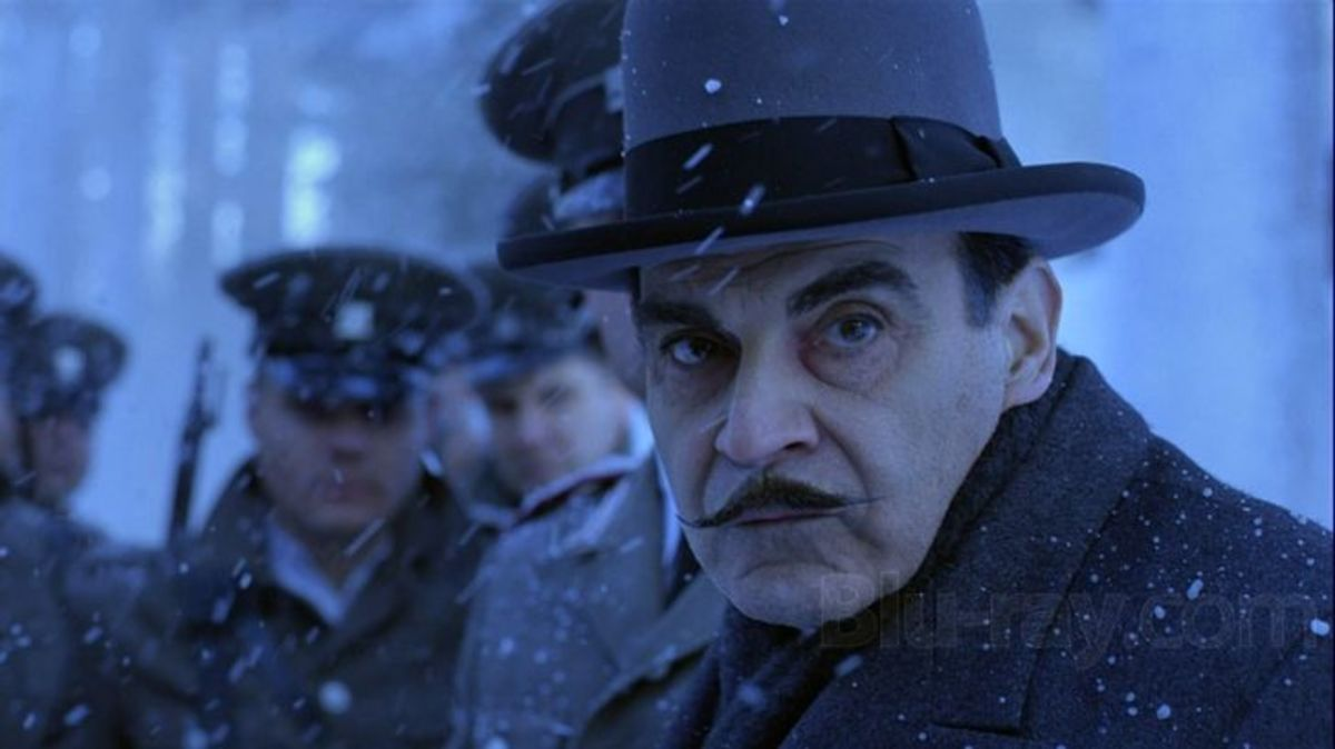 "Granada's ""Murder on the Orient Express"" with David Suchet (2010)"