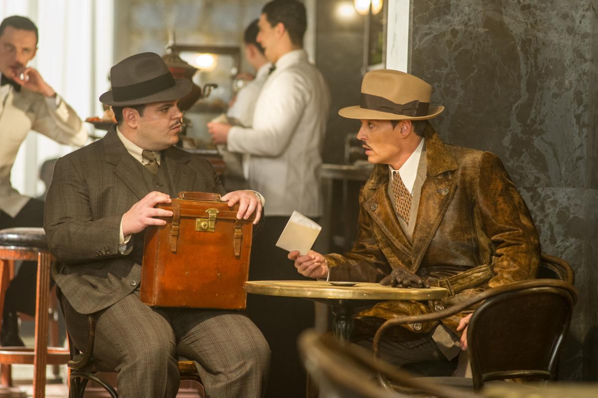 An alcoholic Hector MacQueen and Bad Brooklyn Art Dealer, Edward Ratchett