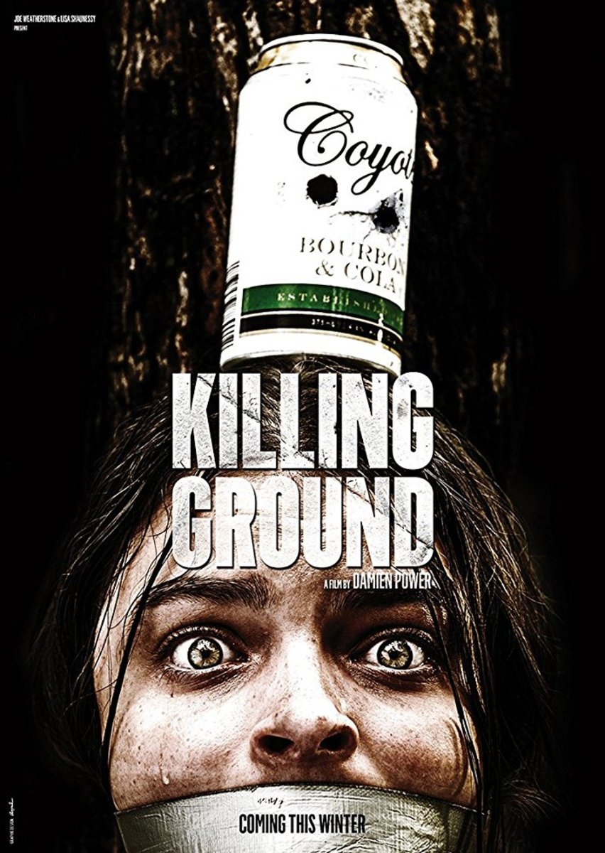 Killing Ground 2016 #killingground