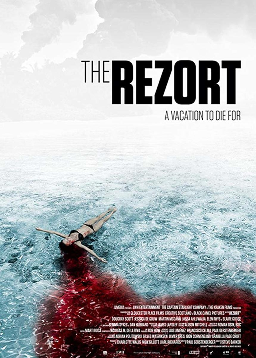 The Rezort 2016 #therezort #horror #movies