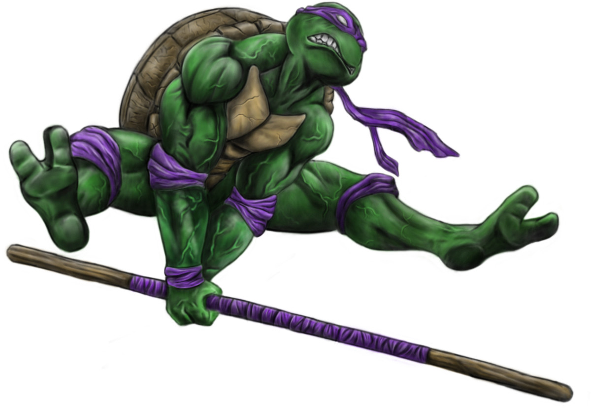 Donatello from TMNT