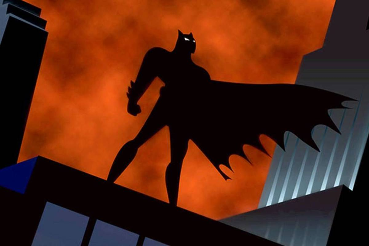 Batman in BTAS