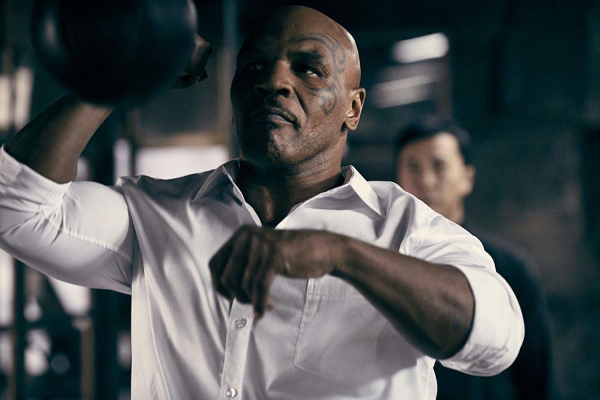 Mike Tyson stars as Frank in Ip Man 3 #Ipman3