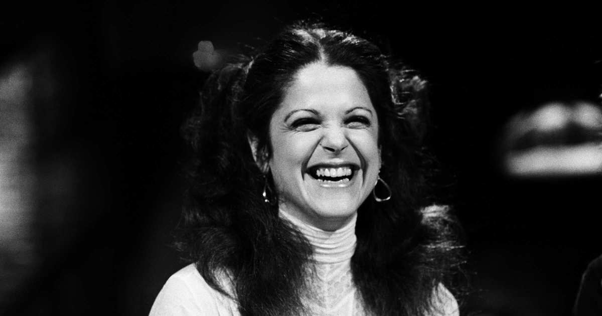 Gilda Radner on SNL.