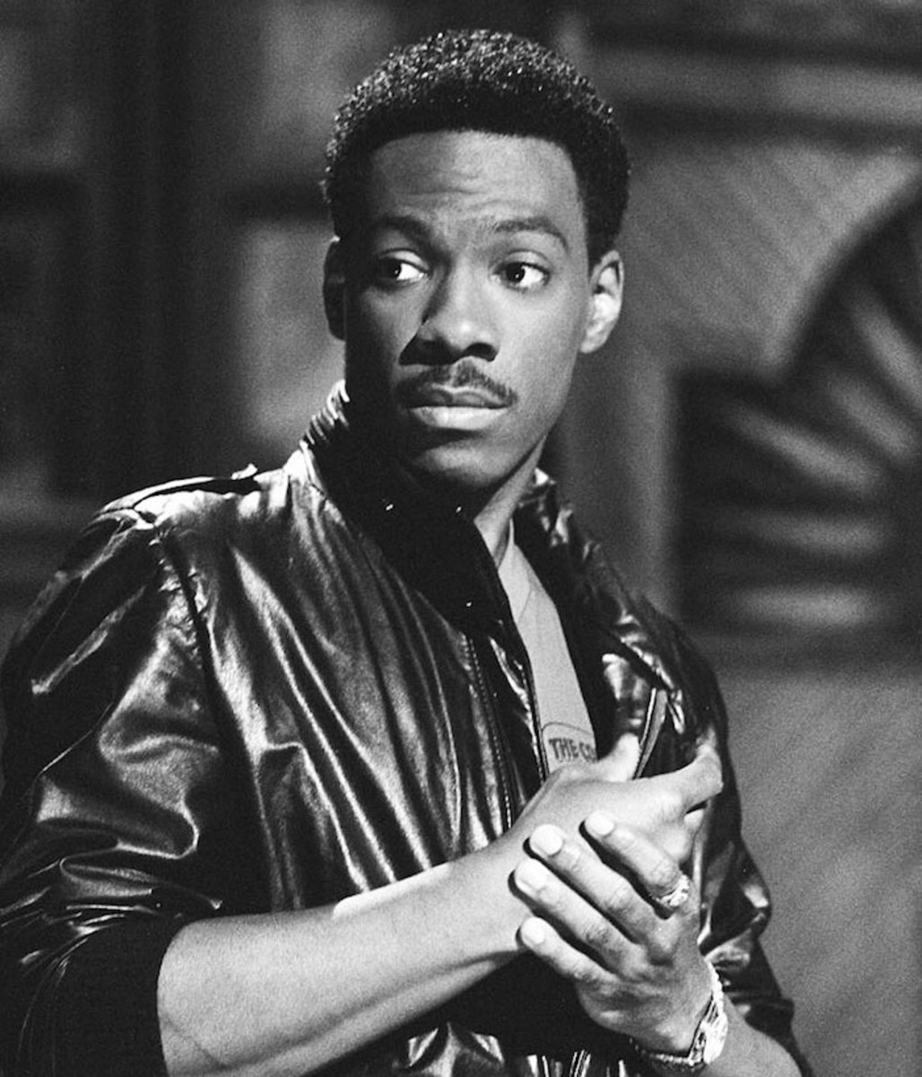 Eddie Murphy, who was a cast member from 1980 to 1984.