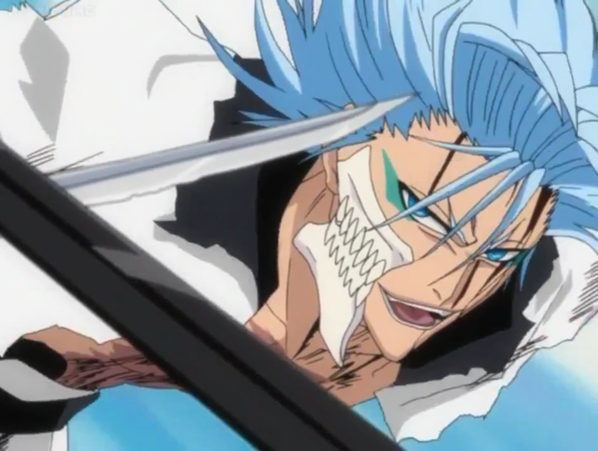 Grimmjow's base form