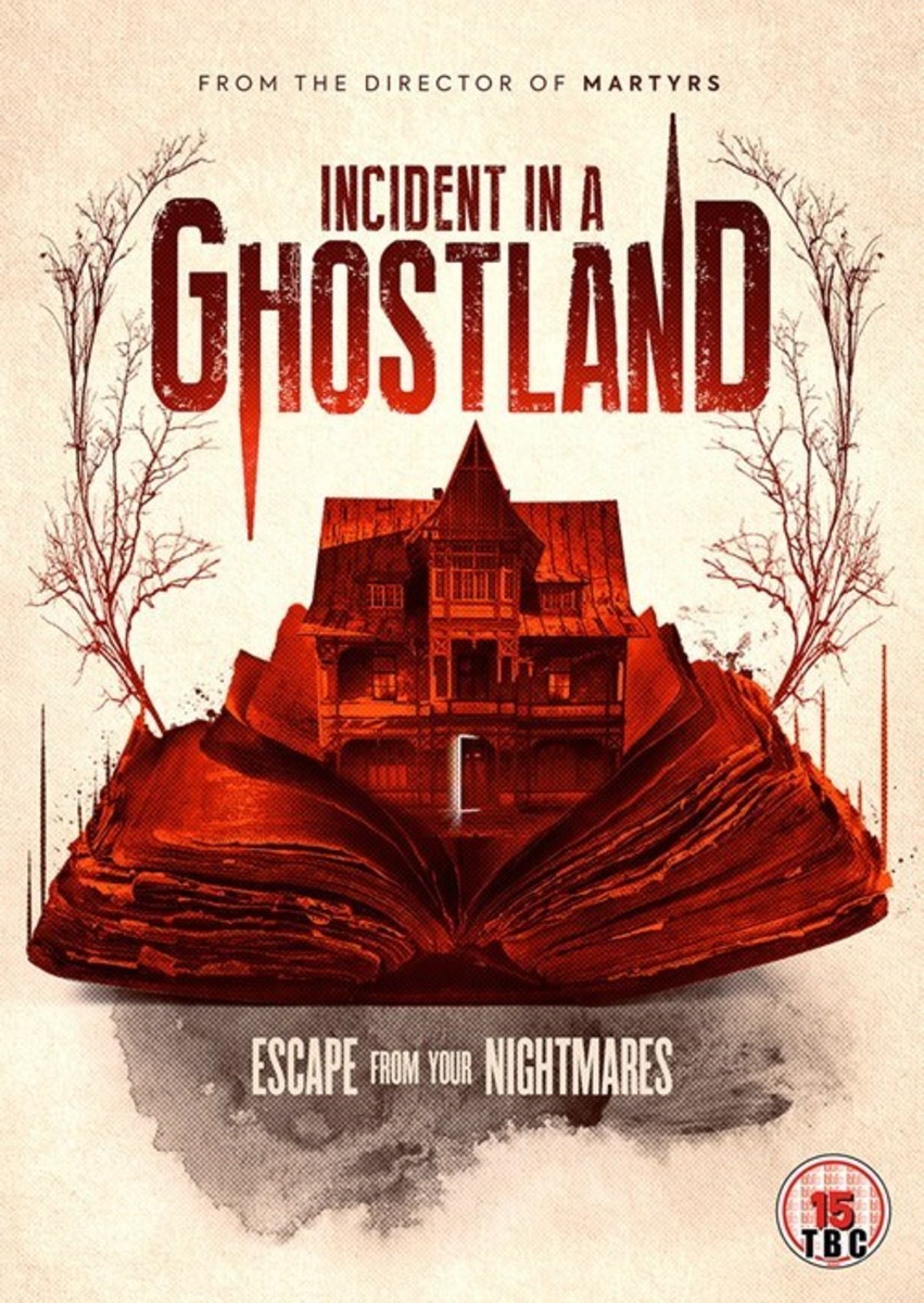#ghostland2018 #horrormovies #movies
