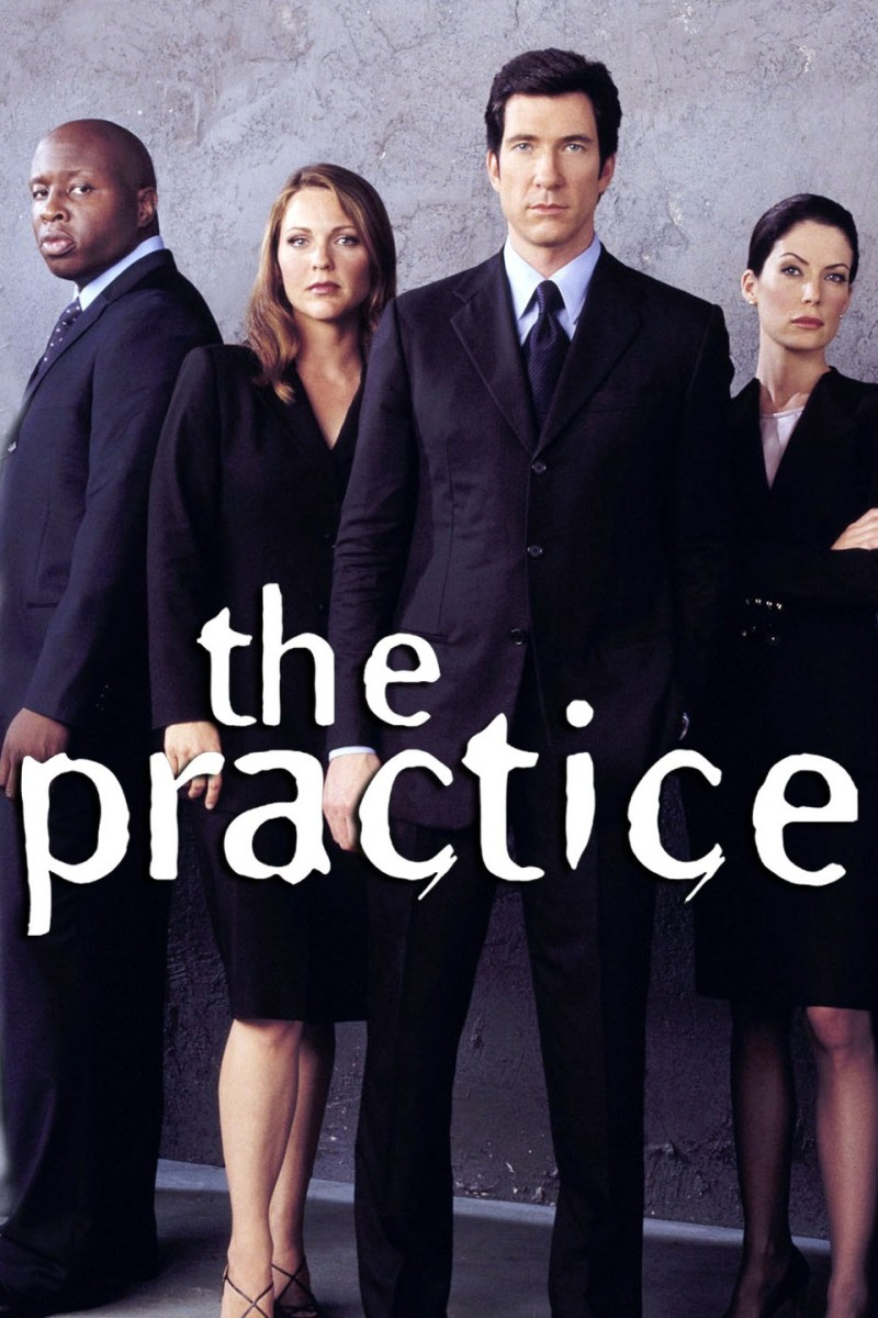 "Poster for ""The Practice"""