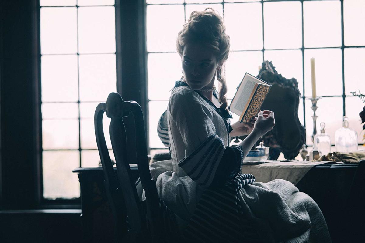 Emma Stone as Abigail