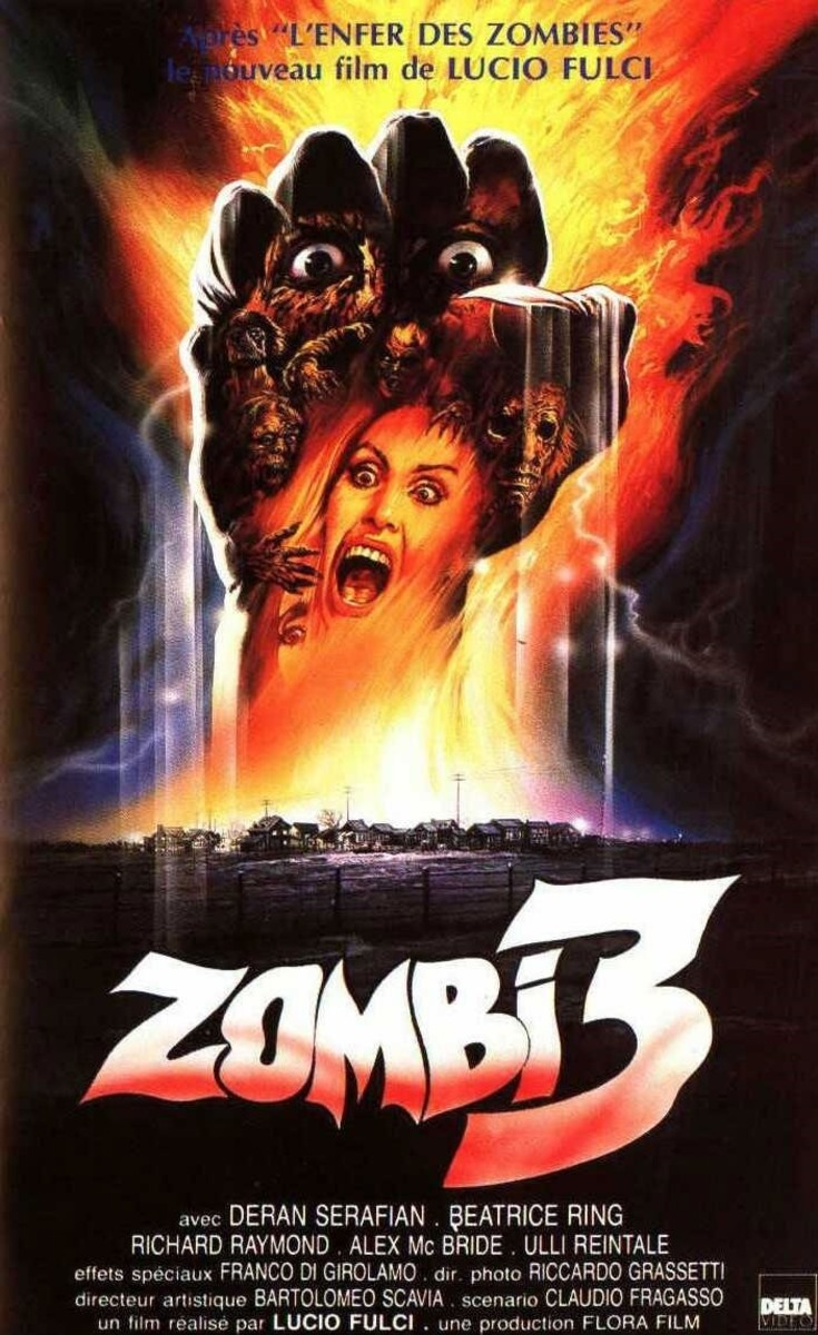 'Zombi 3' is actually 'Zombi 2' since 'Zombi 2' is 'Zombi 1' and 'Zombi 1' is 'Dawn of the Dead'... okay, I'll stop now.