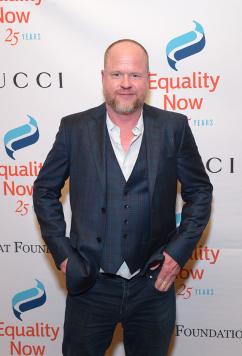 Joss Whedon now!
