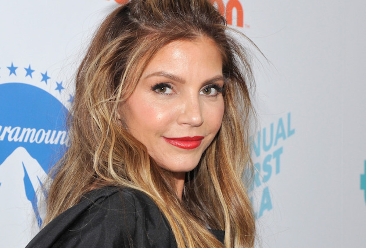 Charisma Carpenter in 2018.