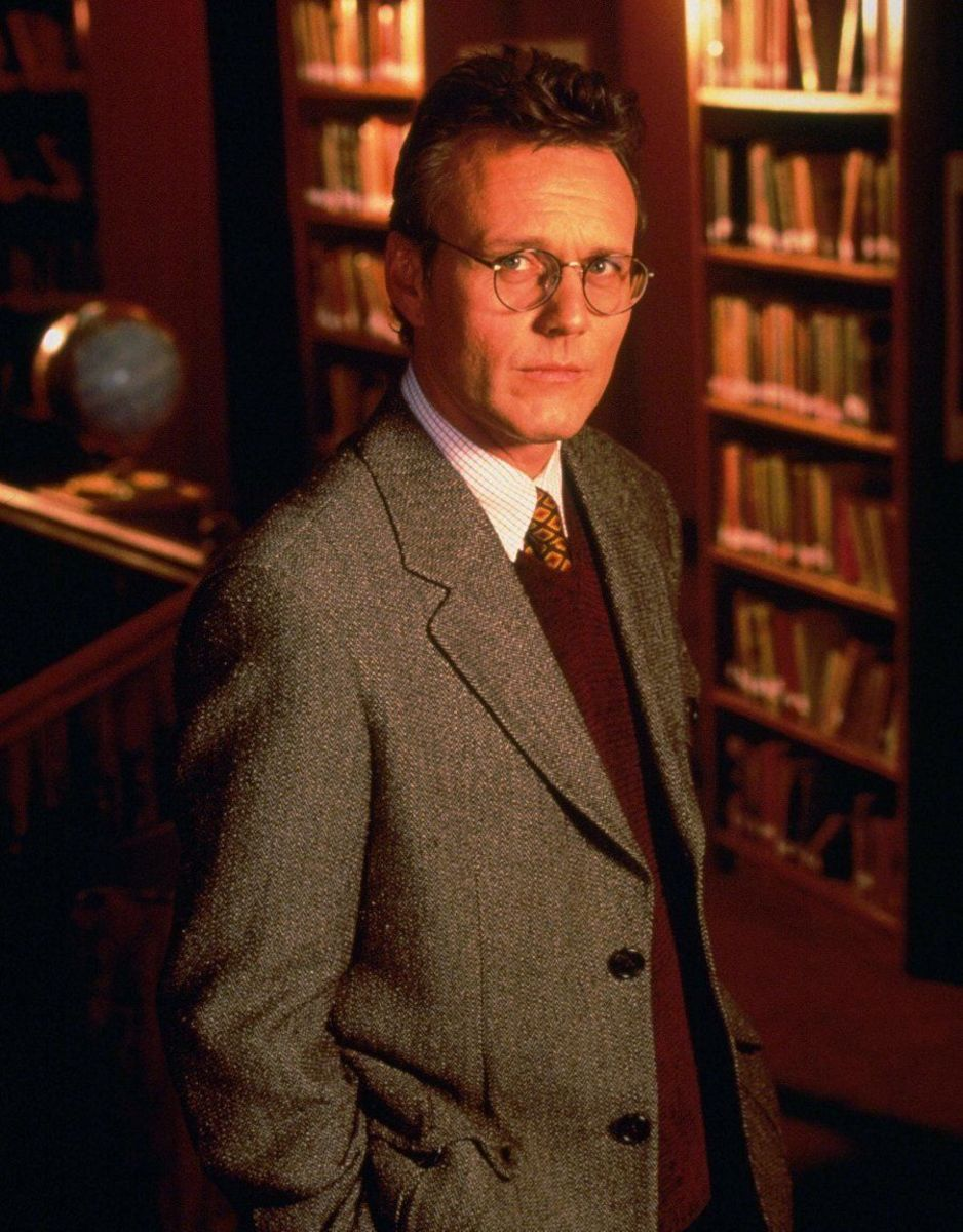 Anthony Stewart Head during his Buffy days.