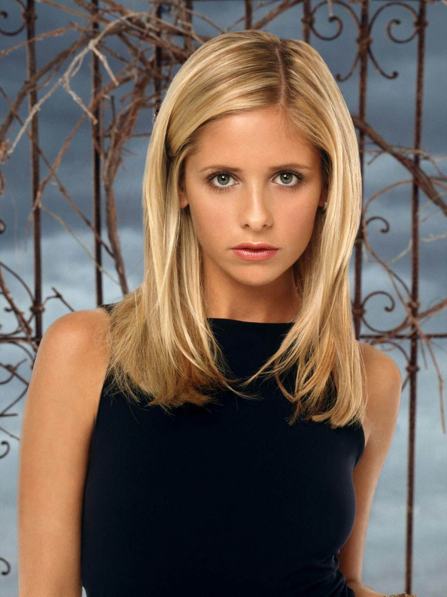 Sarah Michelle Gellar in 1997