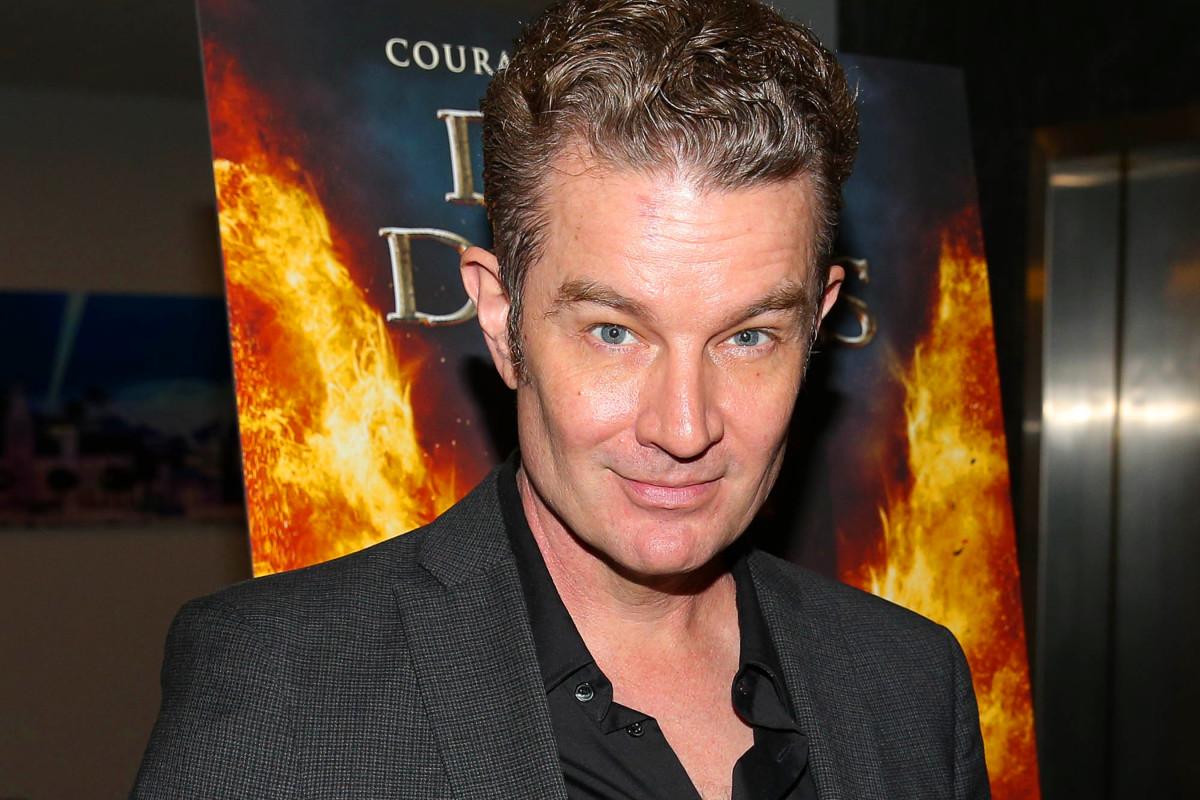 James Marsters in 2017.