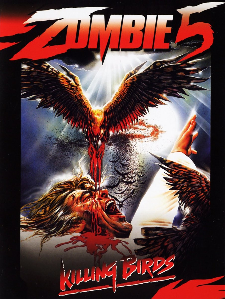 Don't let the subtitle fool you, this has nothing to do with murderous birds.Or even really a true sequel to the 'Zombi' series. The title was kind of slapped on last minute.