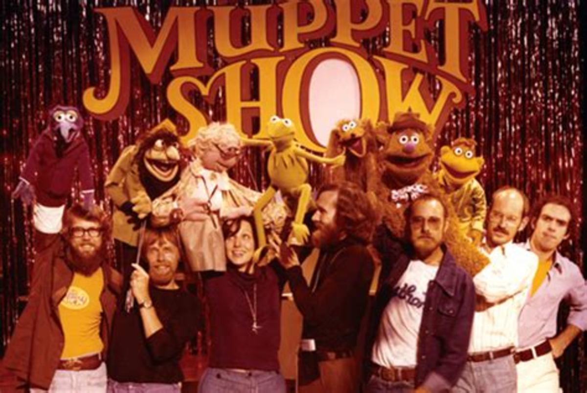 Cast and Crew of The Muppet Show