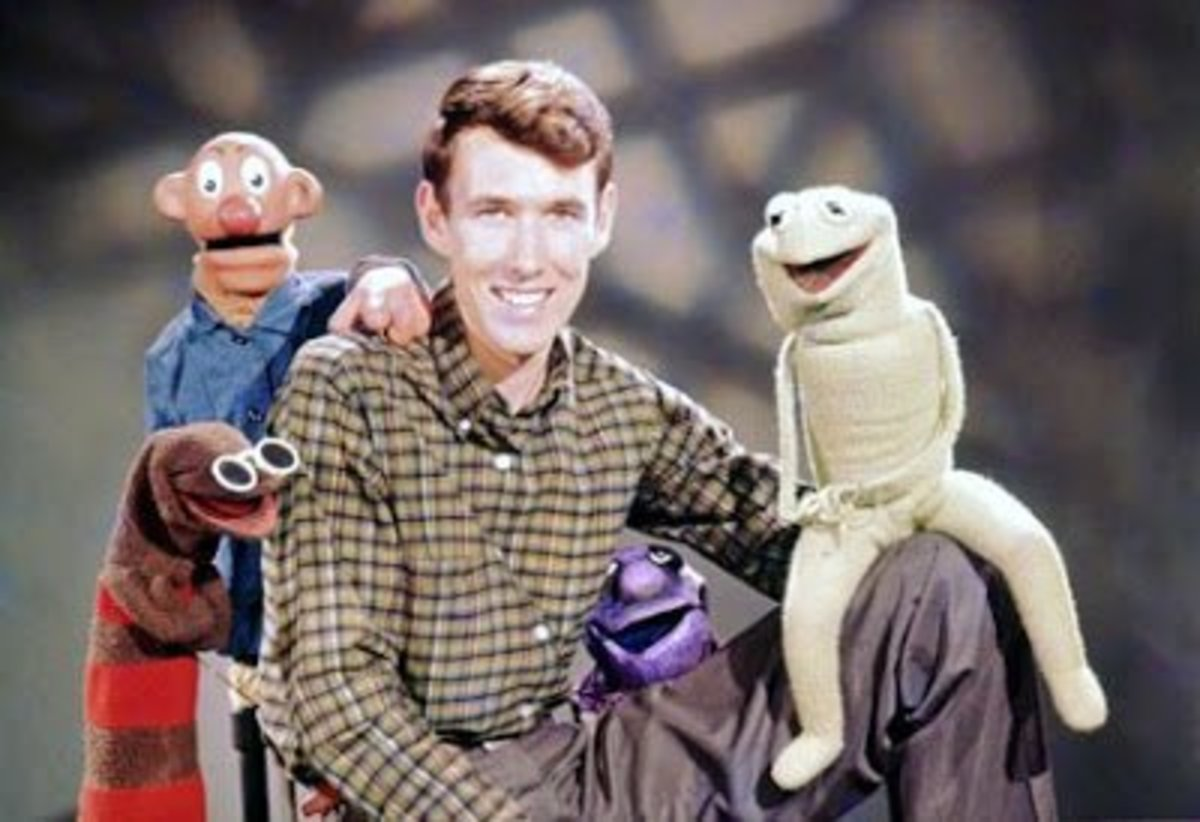 Young Jim Henson