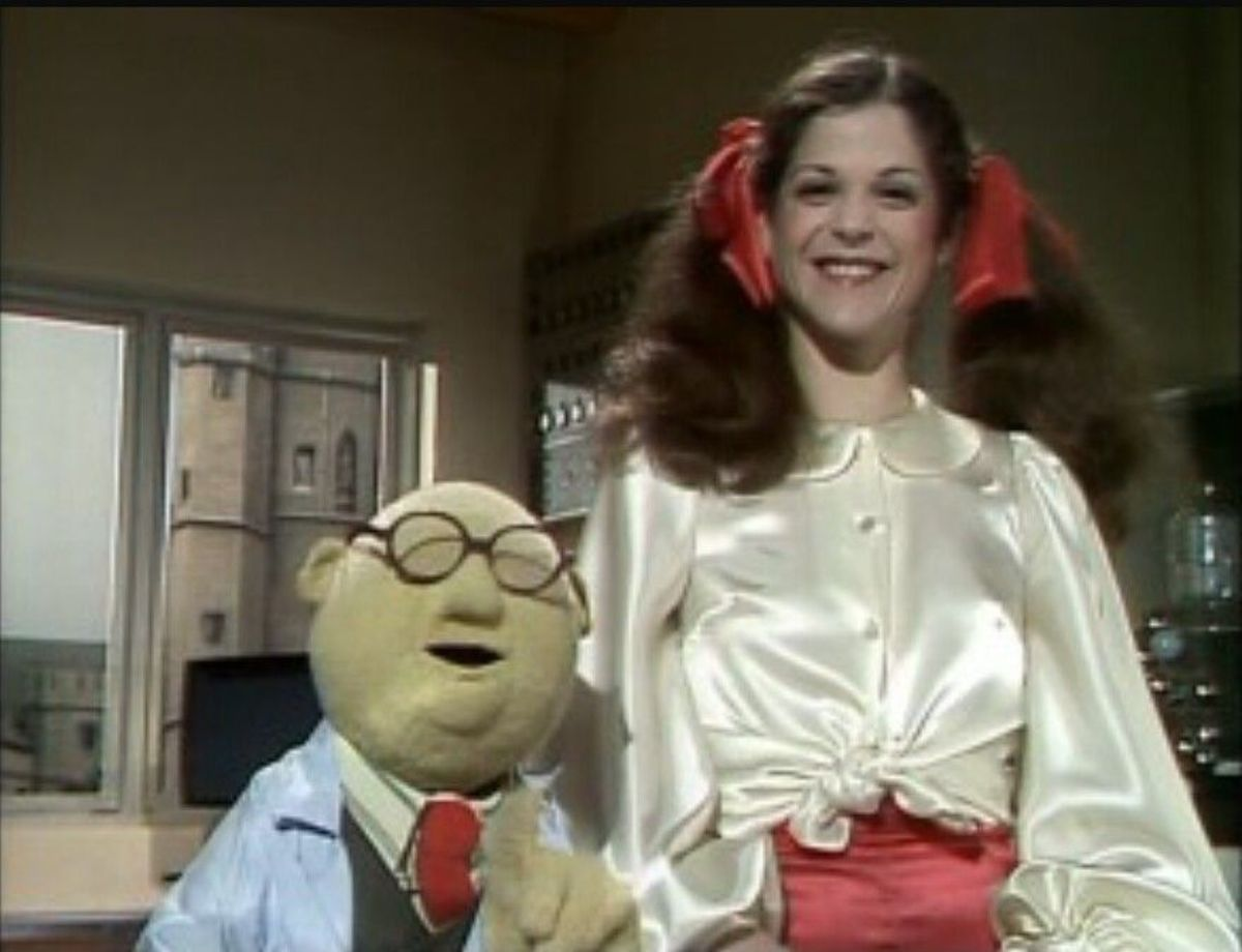 Muppet on Saturday Night Live