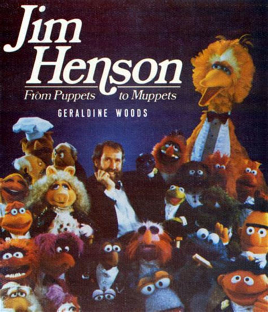 Story about Jim Henson on Sesame Street