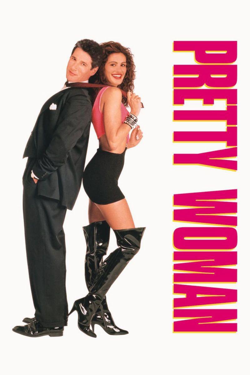 """Original poster for """"Pretty Woman"""""""