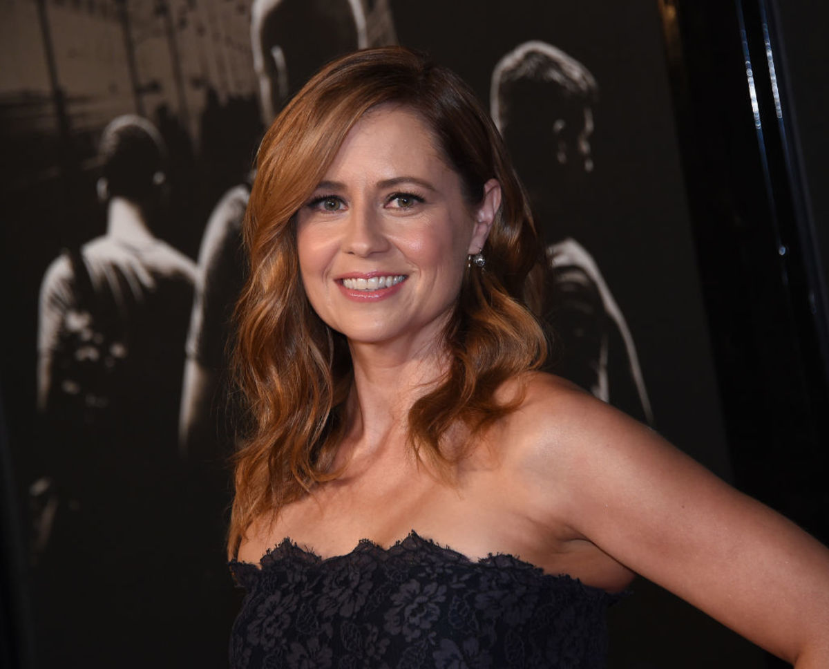 Jenna Fischer now!