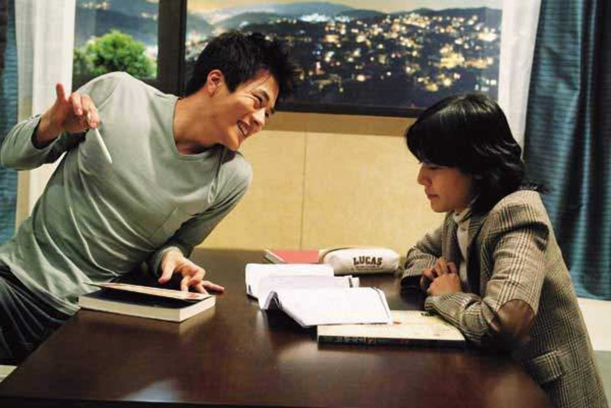 My Tutor Friend | Top 10 Korean Romantic Comedy Movies
