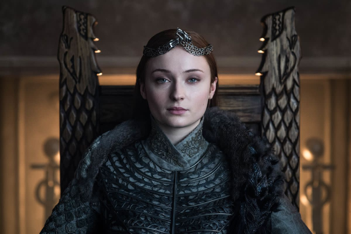 Courtesy of HBO.  The first Queen of the North.