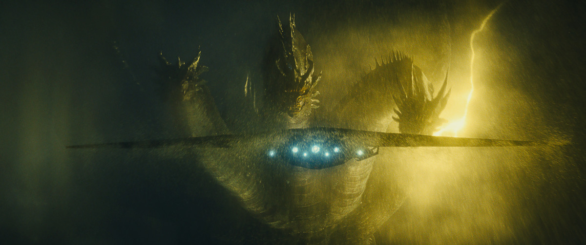 "Monster Zero, or King Ghidorah, is kind of a big deal in, ""Godzilla: King of the Monsters."""