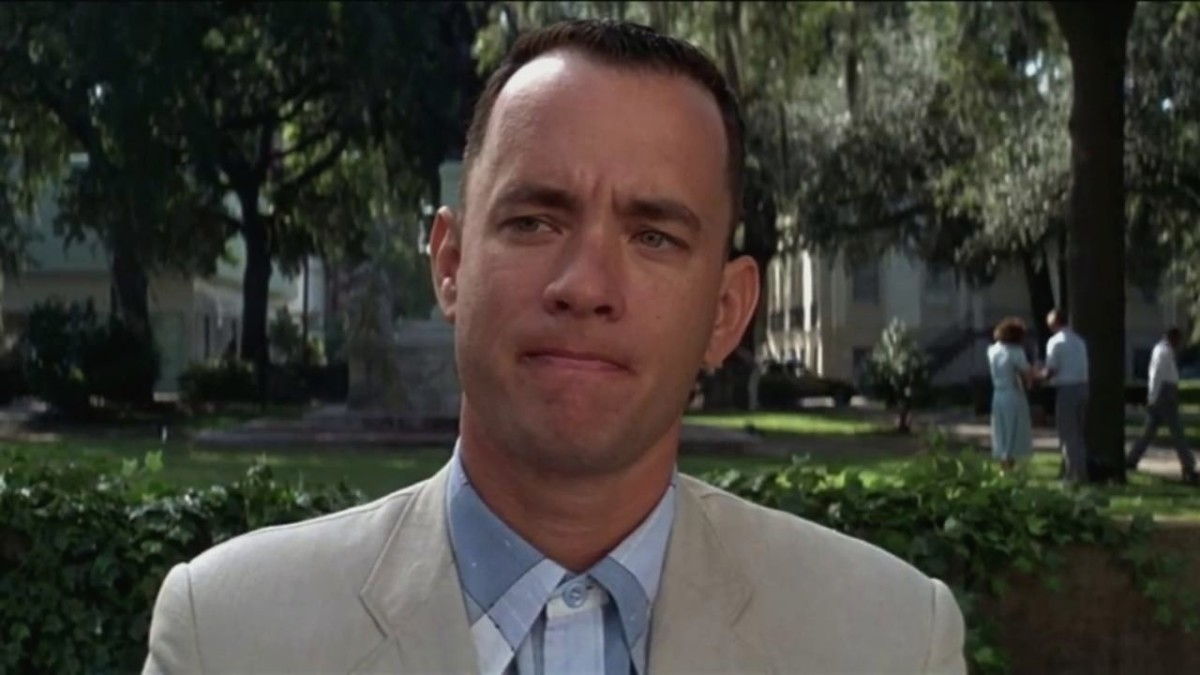 Tom Hanks at the titular character.