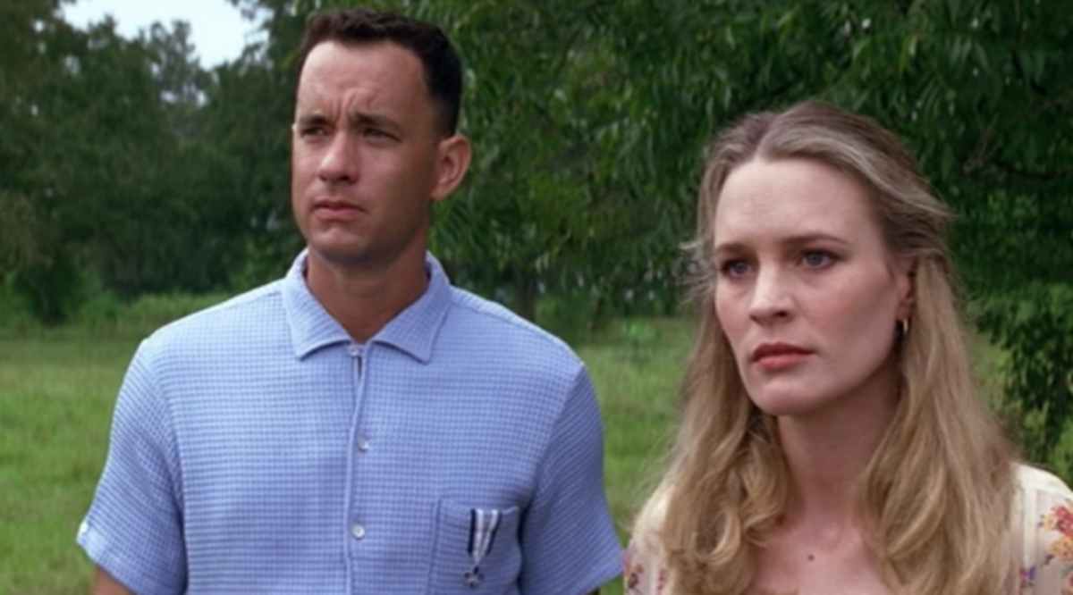 Tom Hanks & Robin Wright.