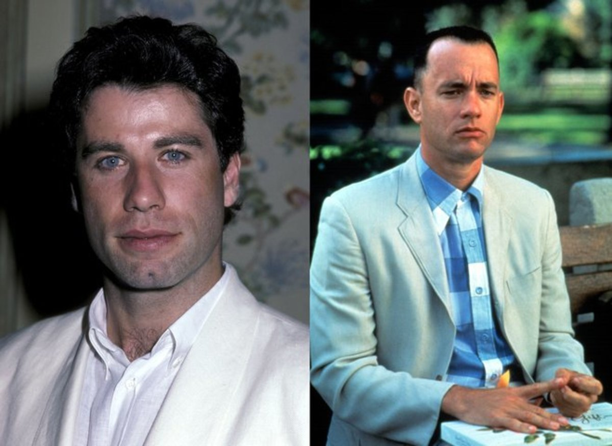 John Travolta: The Forrest that almost was.