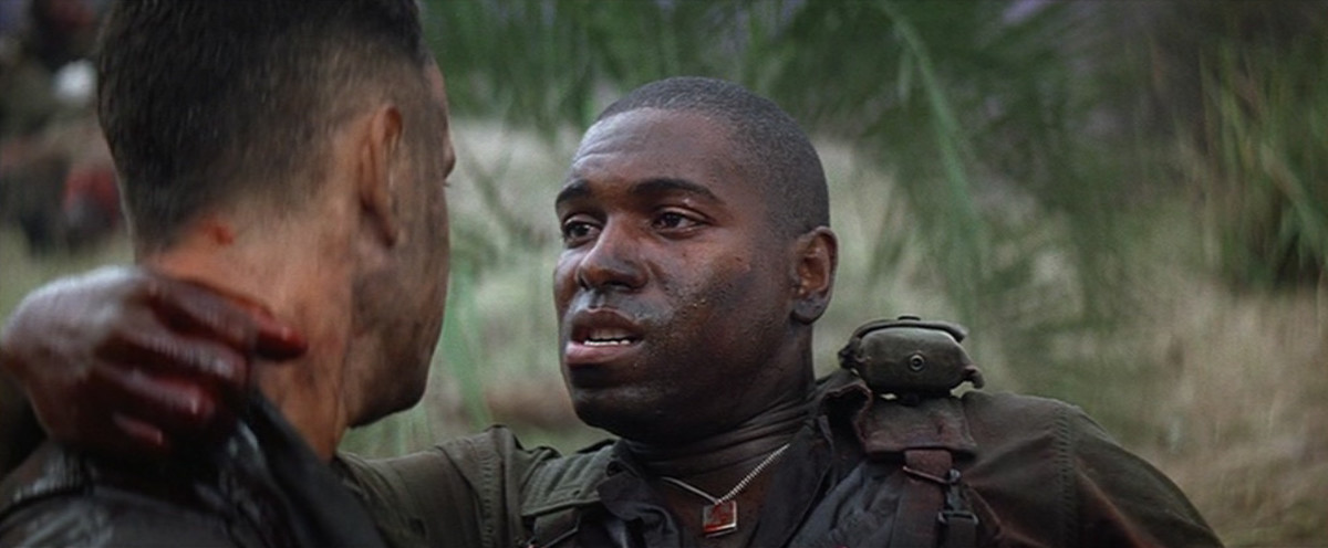 Mykelti Williamson as Bubba.