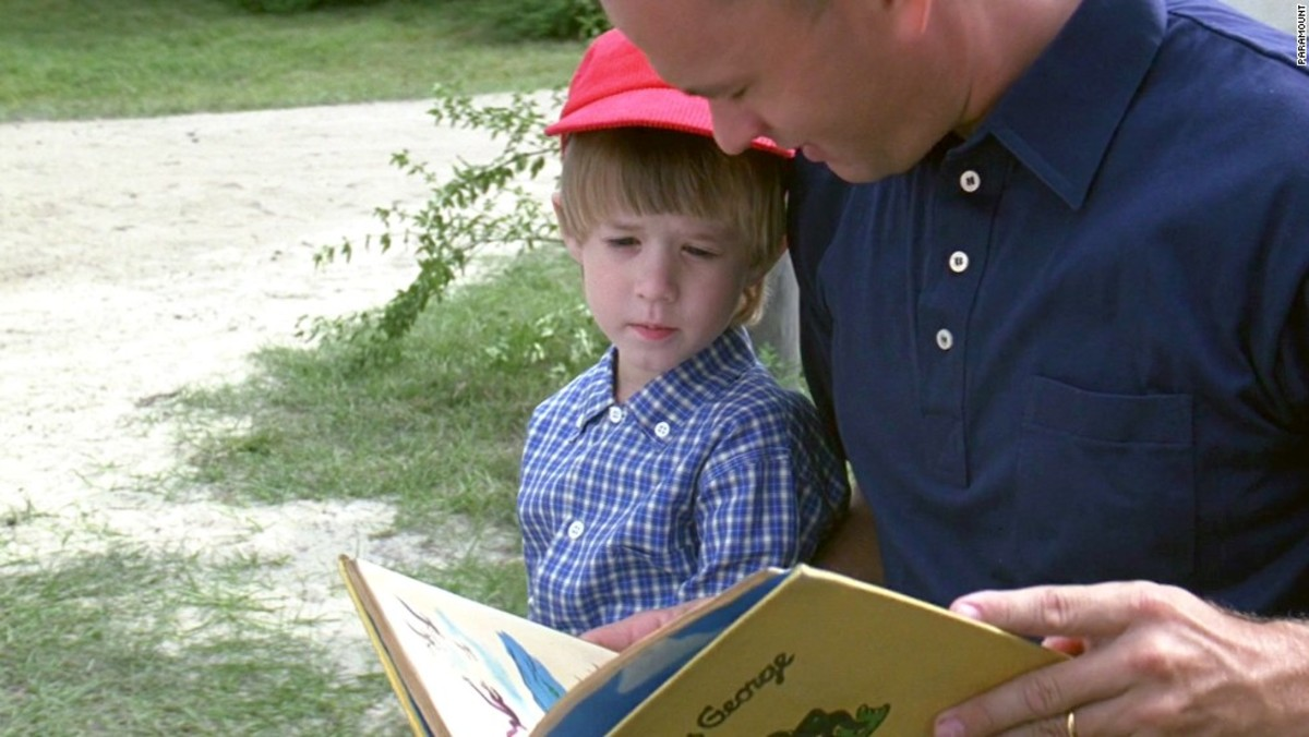 Haley Joel Osment as Forrest Gump Jr.