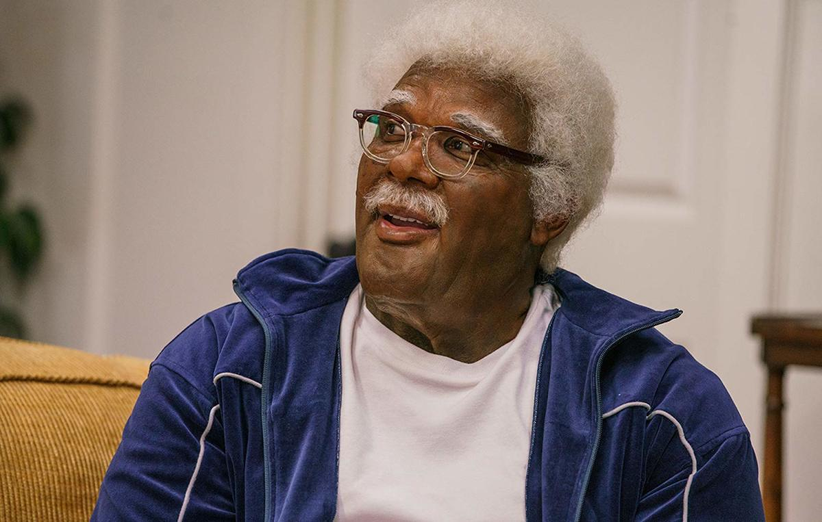 Tyler Perry as old man perv Perry.