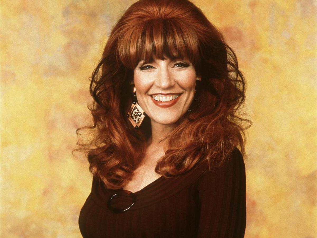 Katey Sagal as Peg Bundy on Married...with Children.