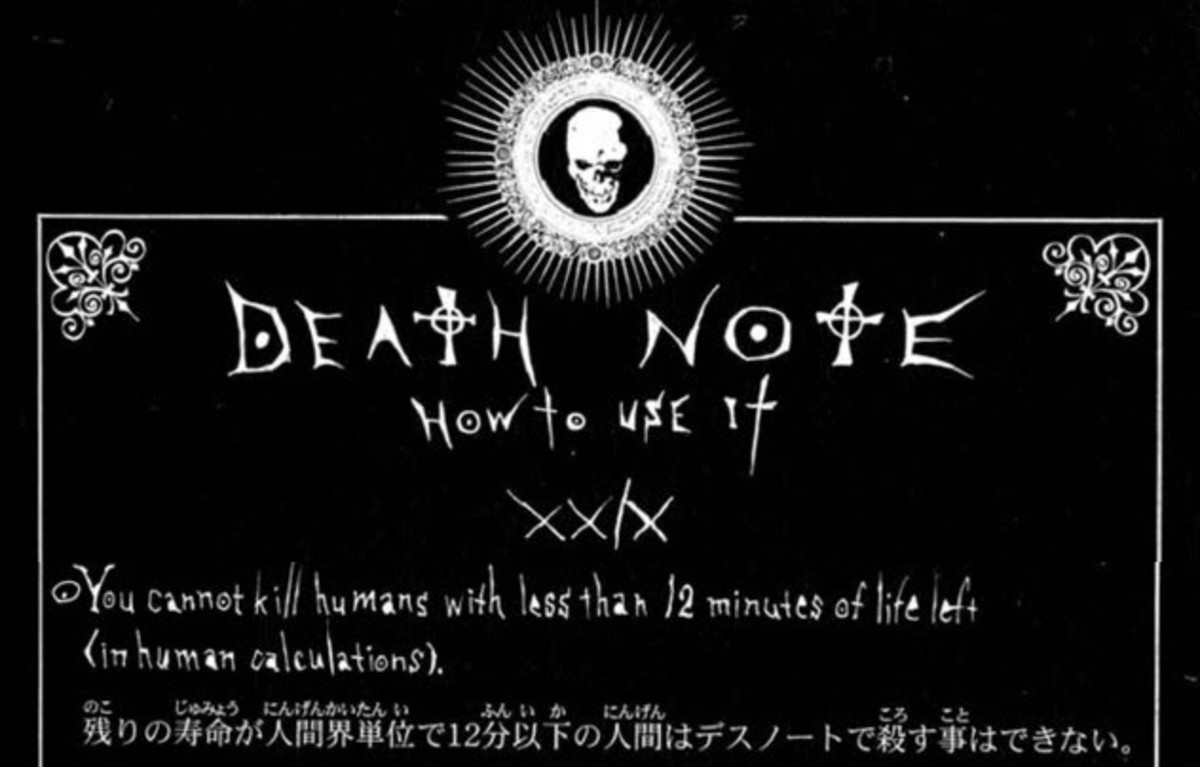 Using the Death Note on already-doomed targets