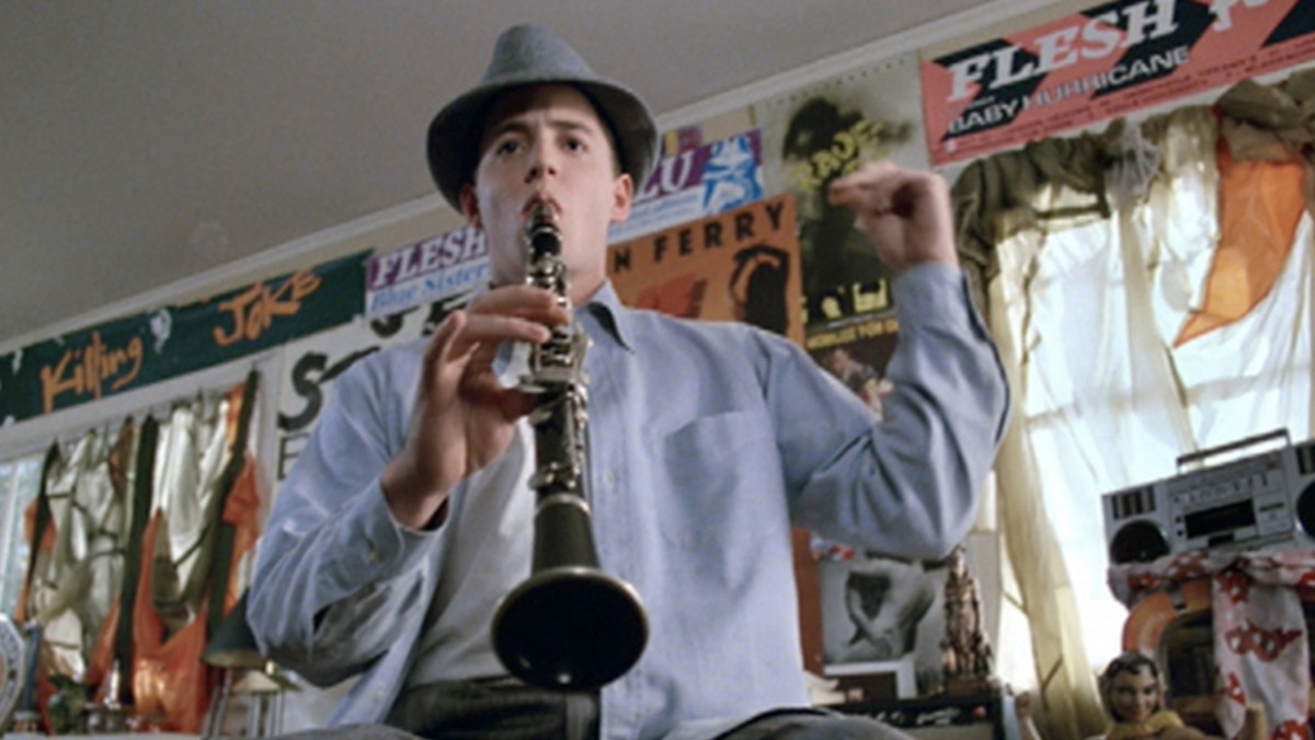 Matthew Broderick in Ferris Bueller's Day Off.