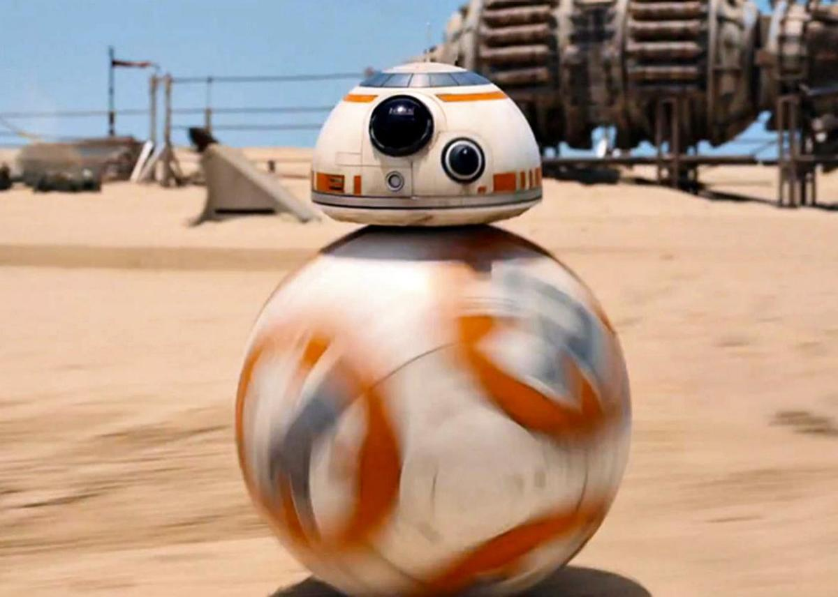 Courtesy of Disney/Lucasfilms