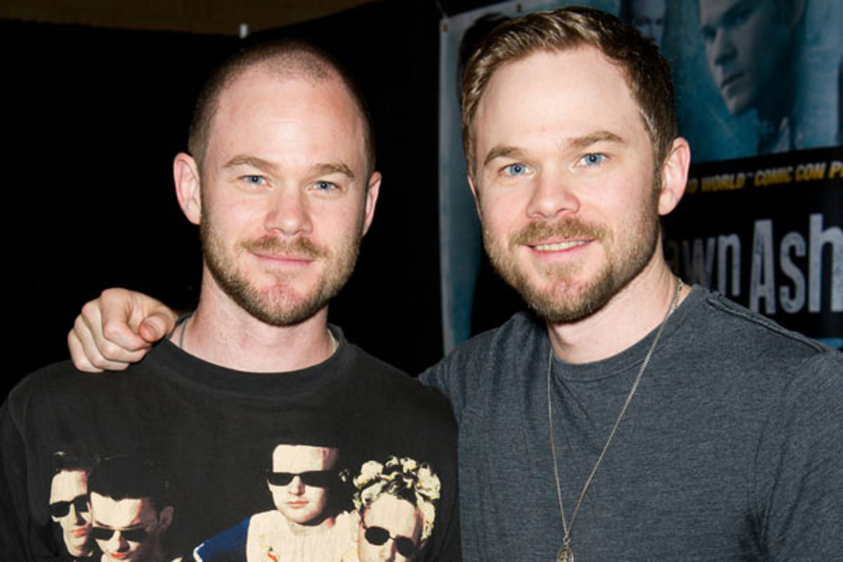 The Ashmore twins are both actors.
