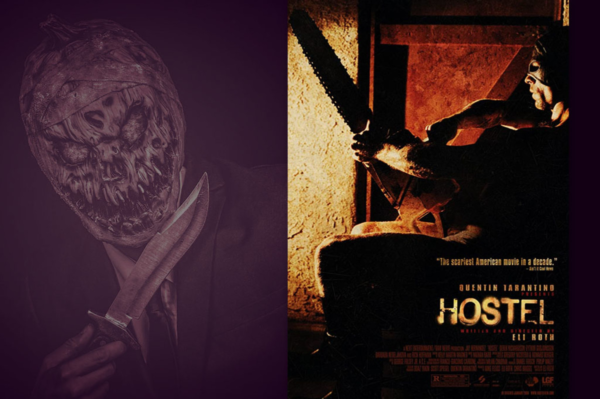 The nature of commercial exploitation, in its most unforgivable form, is laid bare in Eli Roth's Hostel.